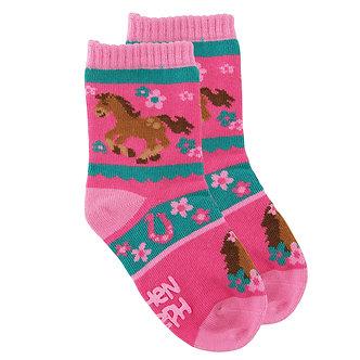Horse Toddler Socks by Stephen Joseph