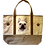 French Bulldog Dog Canvas Tote Bag, by E&S Pets