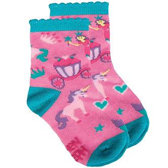 Unicorn Princess Toddler Socks by Stephen Joseph