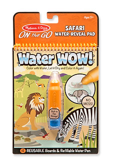 Melissa & Doug On The Go Safari Water Wow
