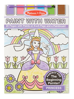Melissa & Doug Princess Paint With Water