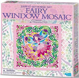 Easy-to-Do Fairy Window Mosaic Craft Set