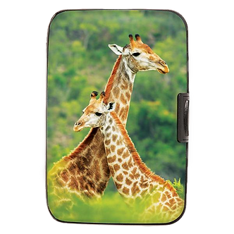 Giraffe Armored Wallet by Monarque
