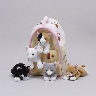 Cat/Kitten Animal House by Unipak