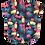 Beaded Toucan/Parrot Shirt by Portman Studios