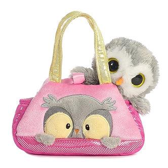 Fancy Pals Owl Peek-A-Boo Purse