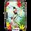 Hummingbird Armored Wallet by Monarque