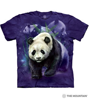 """Panda Collage"" Youth T-Shirt by The Mountain"