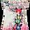 """""""Charming Butterflies"""" V-Neck Shirt by Sunshirt"""