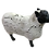 Sheep Figurine by Melrose