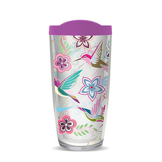 Hummingbirds Thermal Insulated Tumbler Cup