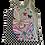 Beaded Butterfly Tank Top by Portman Studios