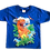 T-Rex Dinosaur Snap-On T-Shirt by WildThings