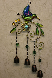 Hummingbird Windchime