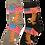 Foozy's Eagle Socks