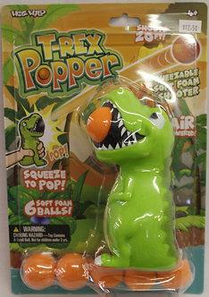 T-Rex Dinosaur Popper Toy by Hog Wild Toys