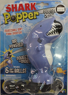 Shark Popper Toy by Hog Wild Toys