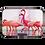 Flamingo Armored Wallet by Monarque