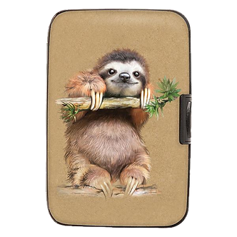 Sloth Armored Wallet by Monarque