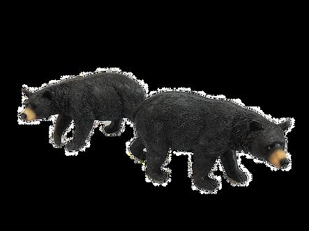 Black Bear Figurine by Lipco