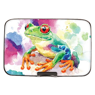Frog Armored Wallet by Monarque