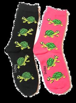 Foozy's Turtle Socks