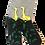 Foozy's Giraffe Socks