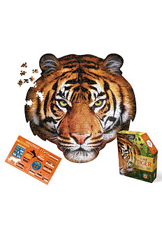 550 Piece I Am Tiger Jigsaw Puzzle by Madd Capp Puzzles