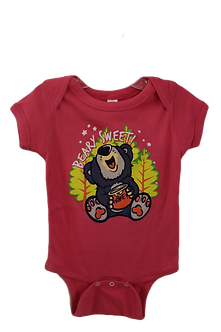 Beary Sweet Baby Onesie by Stephen Joseph