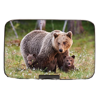 Bear Armored Wallet by Monarque