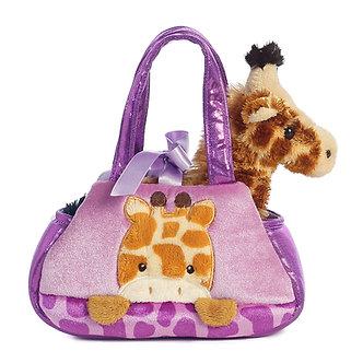 Fancy Pals Giraffe Peek-A-Boo Purse