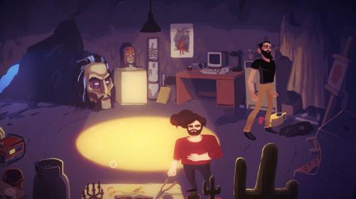 The 3 Beards Screenshot