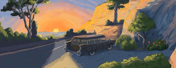 The Road Screenshot