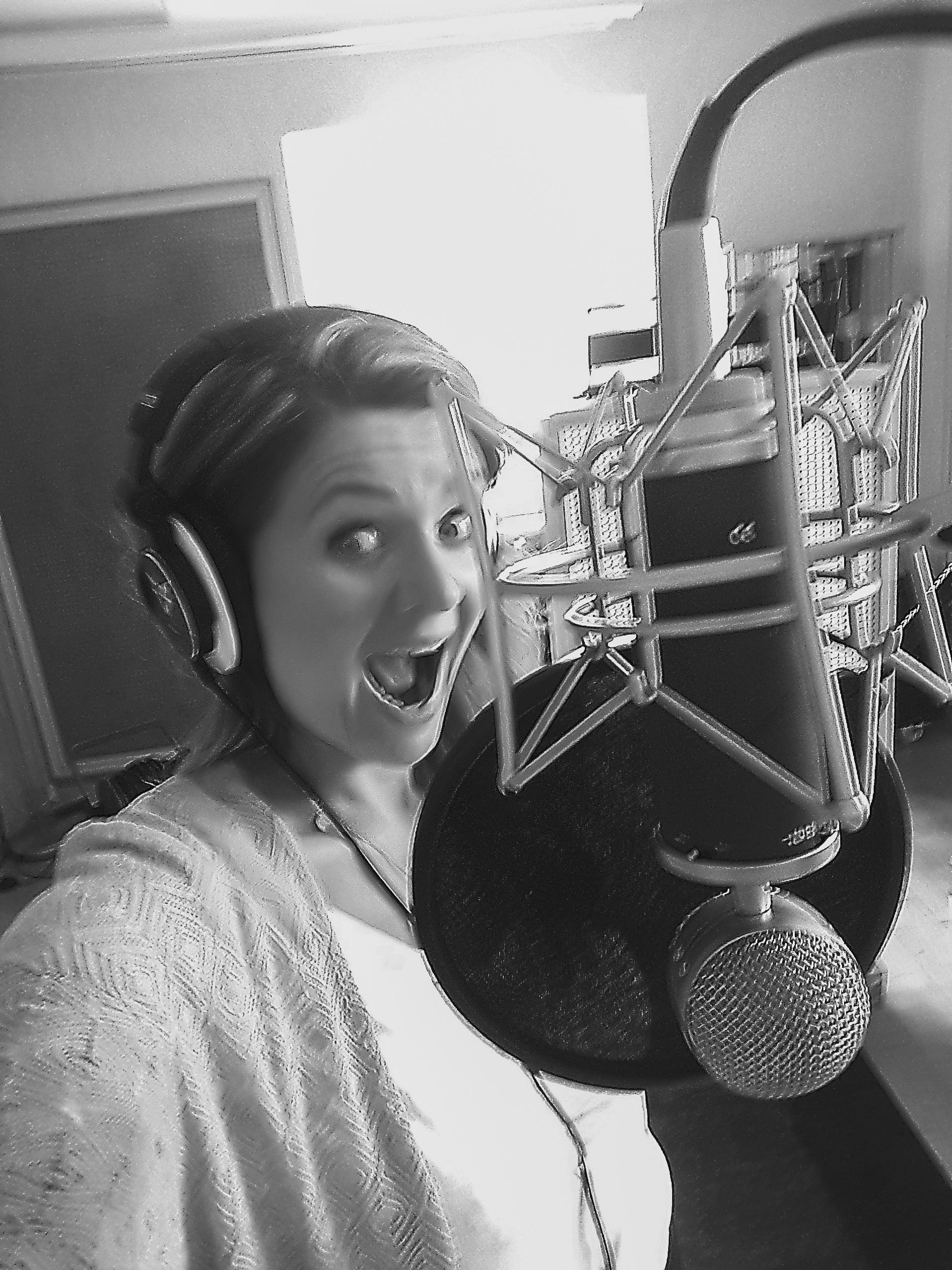 Katrin Lion Sprecherin Schauspielerin Sängerin Musical