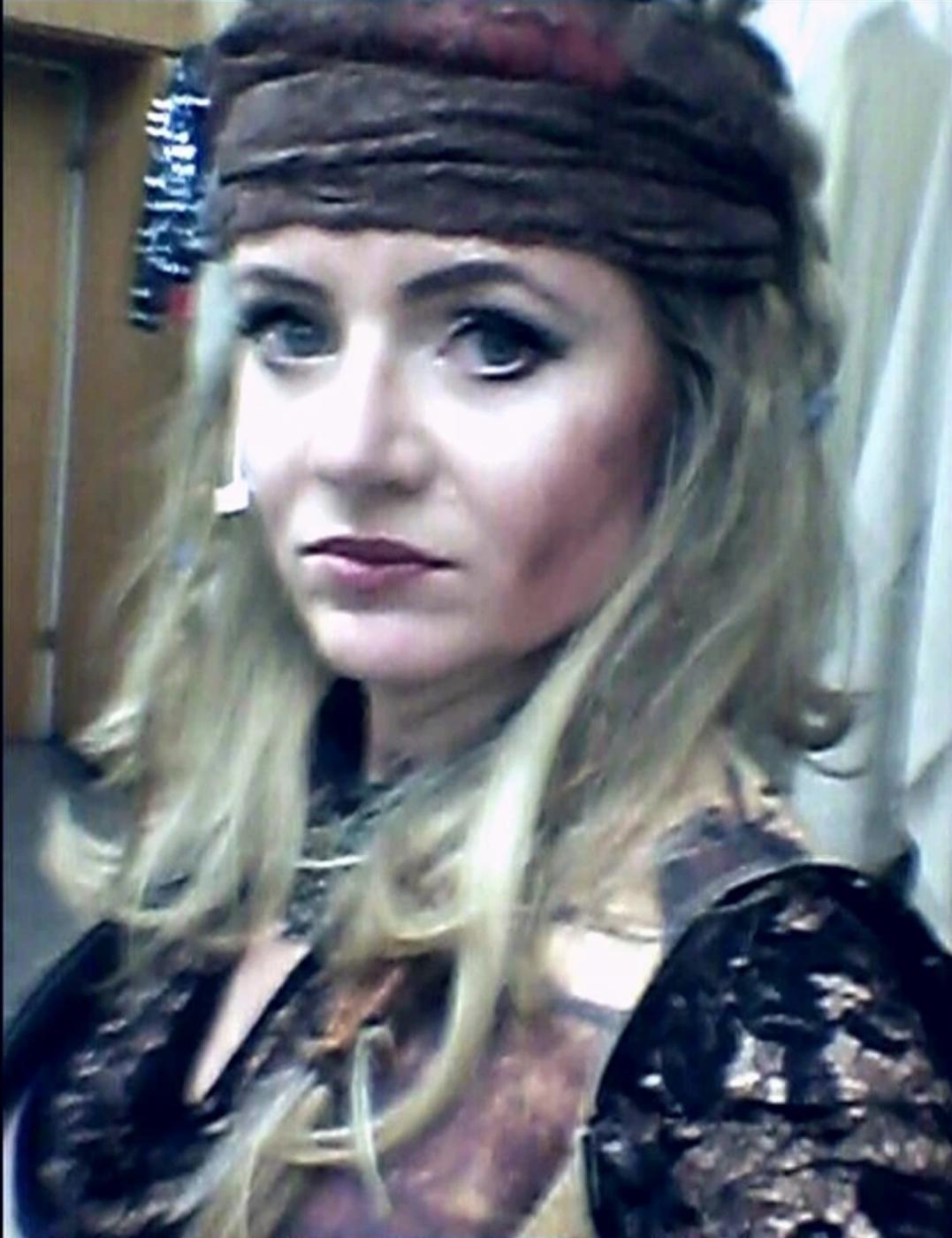 Katrin Lion Schauspielerin Sängerin Theater