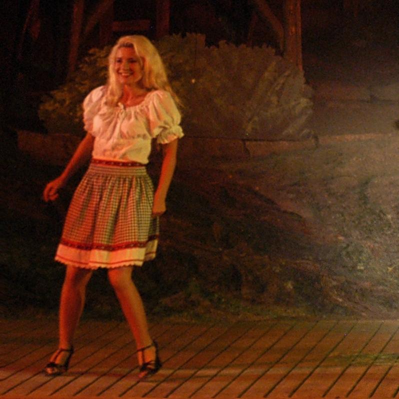 Katrin Lion Sängerin Schauspielerin Luisenburgfestspiele Wunsiedel