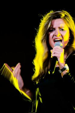 Katrin Lion Sängerin Jazz Soul Musical Foto: M. Selzer