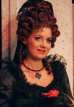 Katrin Lion Sängerin Schauspielerin