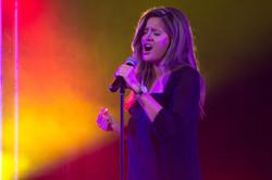 Katrin Lion Sängerin Jazz Soul Musical iTV Coburg Foto: Michael Selzer