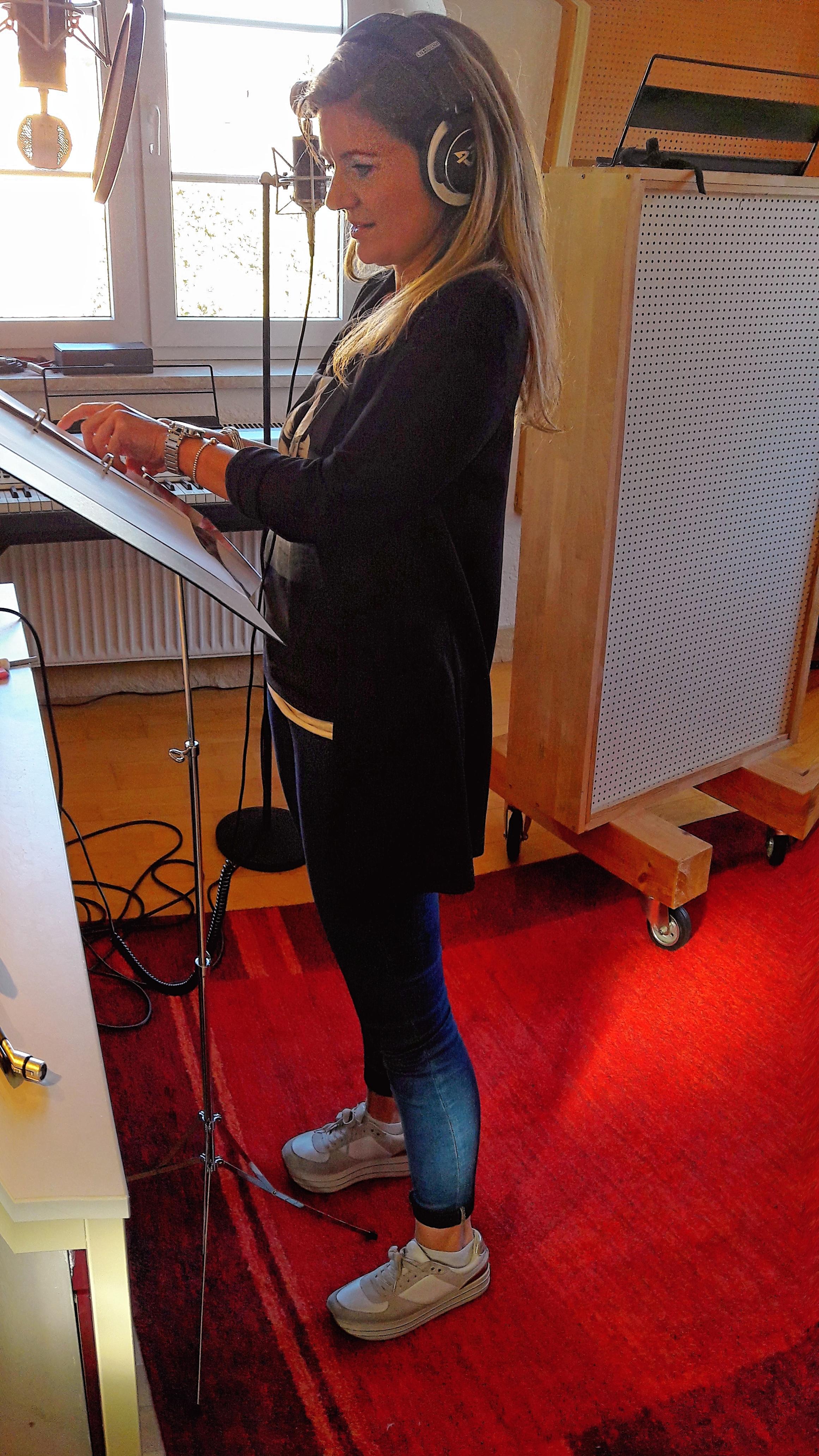 Katrin Lion Sprecherin Schauspielerin
