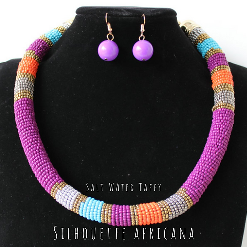 Summer Dreams Beaded Necklace Set