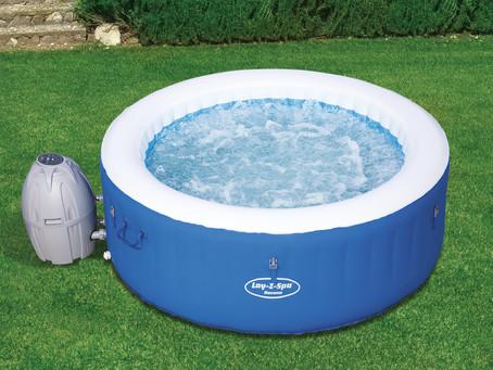 La piscina fuori terra: facile e subito pronta