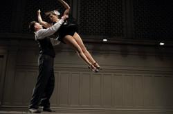 Michael Jaegger & Evita Arce