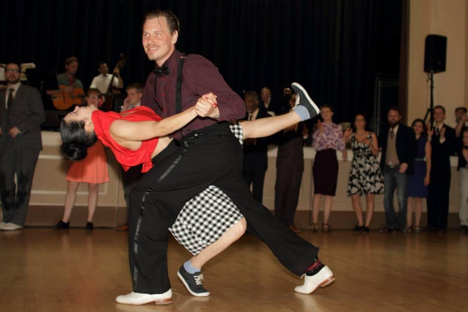 Mattias Lundmark & Sharon Davis