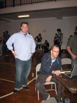 Jonathan Stout & Travis Whetman