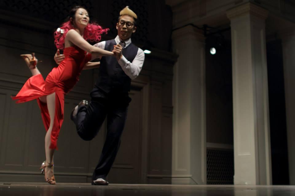Jeongwoo Hong & Crystal Lee