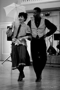 Chester Whitmore & Giselle Anguizola