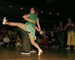 Frida Segerdahl & Mike Faltesek