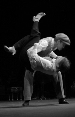 Peter Loggins & Mia Goldsmith