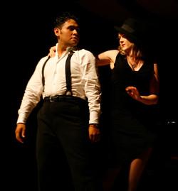 Mikey Pedroza & Ria DeBiase